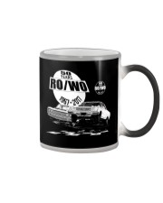 50 Years RO-WO Factory Race Cars Color Changing Mug thumbnail
