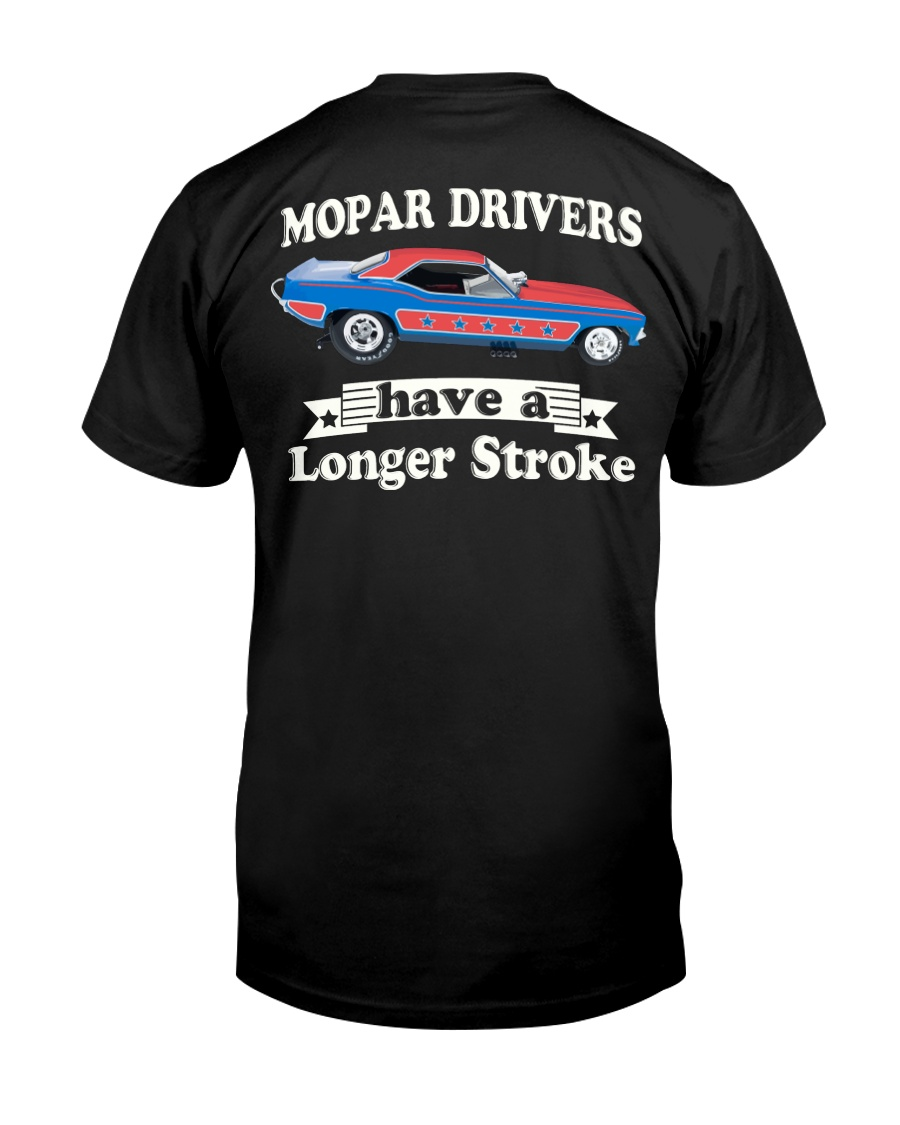 Nostalgia Drag Racing T Shirts Premium Fit Mens Tee showcase