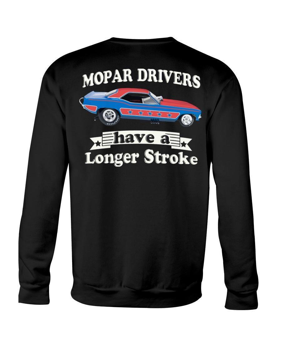 Nostalgia Drag Racing T Shirts Crewneck Sweatshirt