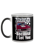 I Can't Drive 55 Color Changing Mug thumbnail