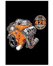 50 years 426 Hemi 1964 - 2014 cross ram 24x36 Poster front
