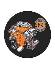 50 years 426 Hemi 1964 - 2014 cross ram Circle Coaster thumbnail