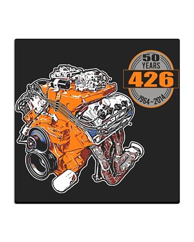 50 years 426 Hemi 1964 - 2014 cross ram
