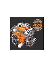 50 years 426 Hemi 1964 - 2014 cross ram Square Magnet thumbnail