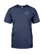 1968 Hemi Super Stock Drag Racing Premium Fit Mens Tee thumbnail