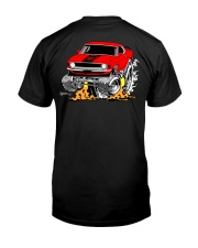 Ford Mustang Shirts Premium Fit Mens Tee back