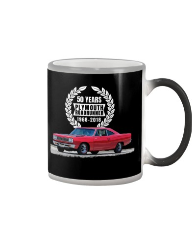 1968 Plymouth Roadrunner 50 Year Celebration