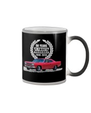 1968 Plymouth Roadrunner 50 Year Celebration Color Changing Mug thumbnail