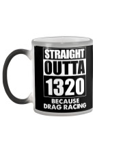 Straight Outta 1320 Funny Drag Racing T Shirts Color Changing Mug color-changing-left
