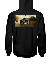 Nostalgia Fuel Altered Drag Racing T Shirt Hooded Sweatshirt thumbnail