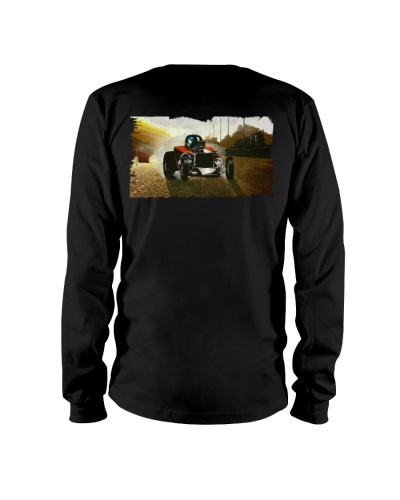 Nostalgia Fuel Altered Drag Racing T Shirt