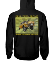 Nostalgia Drag Racing Classic Hot Rod Gassers Tee Hooded Sweatshirt thumbnail