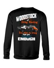 The Woodstock of Drag Racing 1965 Crewneck Sweatshirt tile