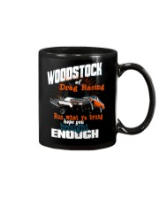 The Woodstock of Drag Racing 1965 Mug tile