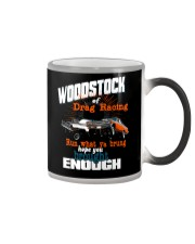 The Woodstock of Drag Racing 1965 Color Changing Mug tile
