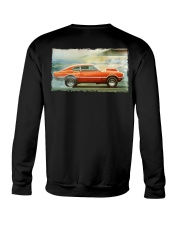 Ford Maverick Grabber Super - Pro Stock Eliminator Crewneck Sweatshirt thumbnail
