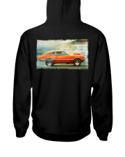 Ford Maverick Grabber Super - Pro Stock Eliminator Hooded Sweatshirt back