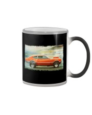 Ford Maverick Grabber Super - Pro Stock Eliminator Color Changing Mug tile
