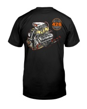 426 Hemi 1964 - 2014 Dragster or Pro Street Premium Fit Mens Tee back