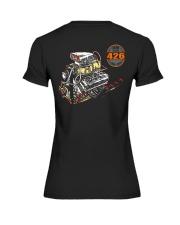 426 Hemi 1964 - 2014 Dragster or Pro Street Premium Fit Ladies Tee back