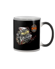 426 Hemi 1964 - 2014 Dragster or Pro Street Color Changing Mug tile