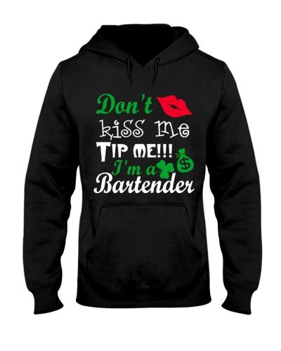 Tips Me Irish Funny Bartender StPaddys Tshirts Gif