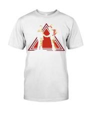 Daft Pink T shirt Classic T-Shirt tile