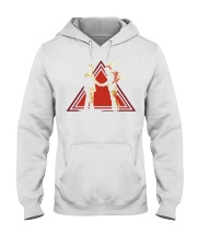 Daft Pink T shirt Hooded Sweatshirt thumbnail