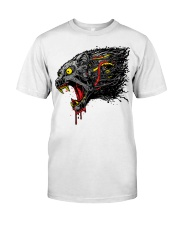 cyber panther T shirt Classic T-Shirt tile
