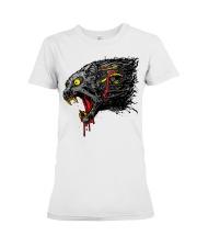 cyber panther T shirt Premium Fit Ladies Tee thumbnail