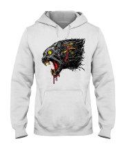 cyber panther T shirt Hooded Sweatshirt thumbnail