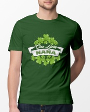ONE LUCKY NANA IRISH Classic T-Shirt lifestyle-mens-crewneck-front-13