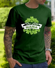 ONE LUCKY NANA IRISH Classic T-Shirt lifestyle-mens-crewneck-front-7