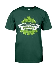 ONE LUCKY NANA IRISH Premium Fit Mens Tee thumbnail