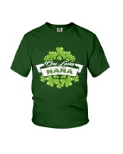 ONE LUCKY NANA IRISH Youth T-Shirt thumbnail