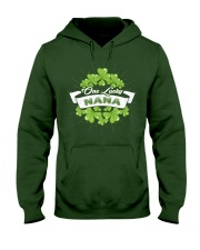 ONE LUCKY NANA IRISH Hooded Sweatshirt thumbnail