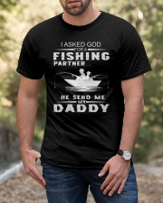 Fishing - Father and Son - Father's Day Gift Classic T-Shirt apparel-classic-tshirt-lifestyle-front-53