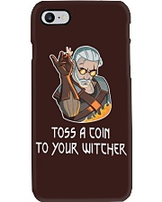 Toss  A Coin To Your Witcher Phone Case thumbnail