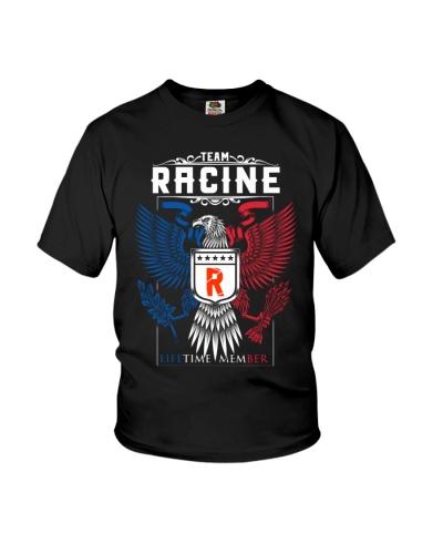 Team RACINE Lifetime Member - Name