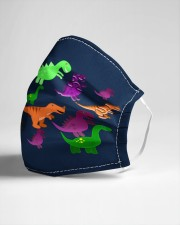 dinosaurs masks Cloth face mask aos-face-mask-lifestyle-21
