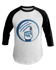 Diabetes Awareness Month T-Shirt2019 Baseball Tee thumbnail