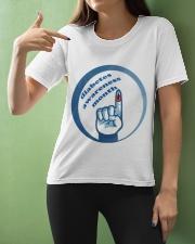 Diabetes Awareness Month T-Shirt2019 Ladies T-Shirt apparel-ladies-t-shirt-lifestyle-front-10