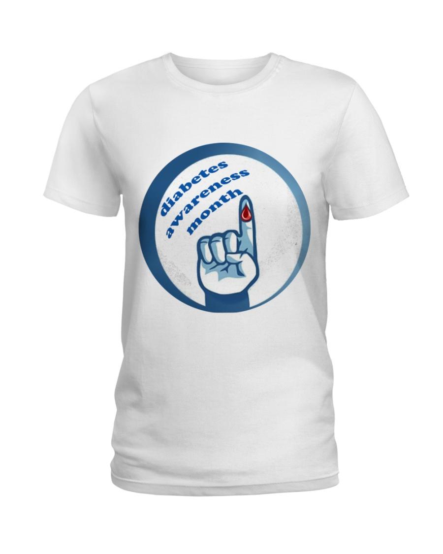 Diabetes Awareness Month T-Shirt2019 Ladies T-Shirt