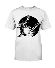 Best Baseball Lovers Gift Classic T-Shirt thumbnail