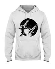 Best Baseball Lovers Gift Hooded Sweatshirt thumbnail