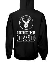 Hunting dad Hooded Sweatshirt tile