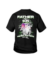 Father and Son Fishing Partners for Life Youth T-Shirt thumbnail