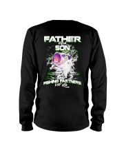 Father and Son Fishing Partners for Life Long Sleeve Tee thumbnail