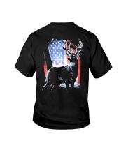 I Live Hunting - Usa Youth T-Shirt thumbnail