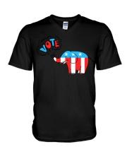 Skip V-Neck T-Shirt tile
